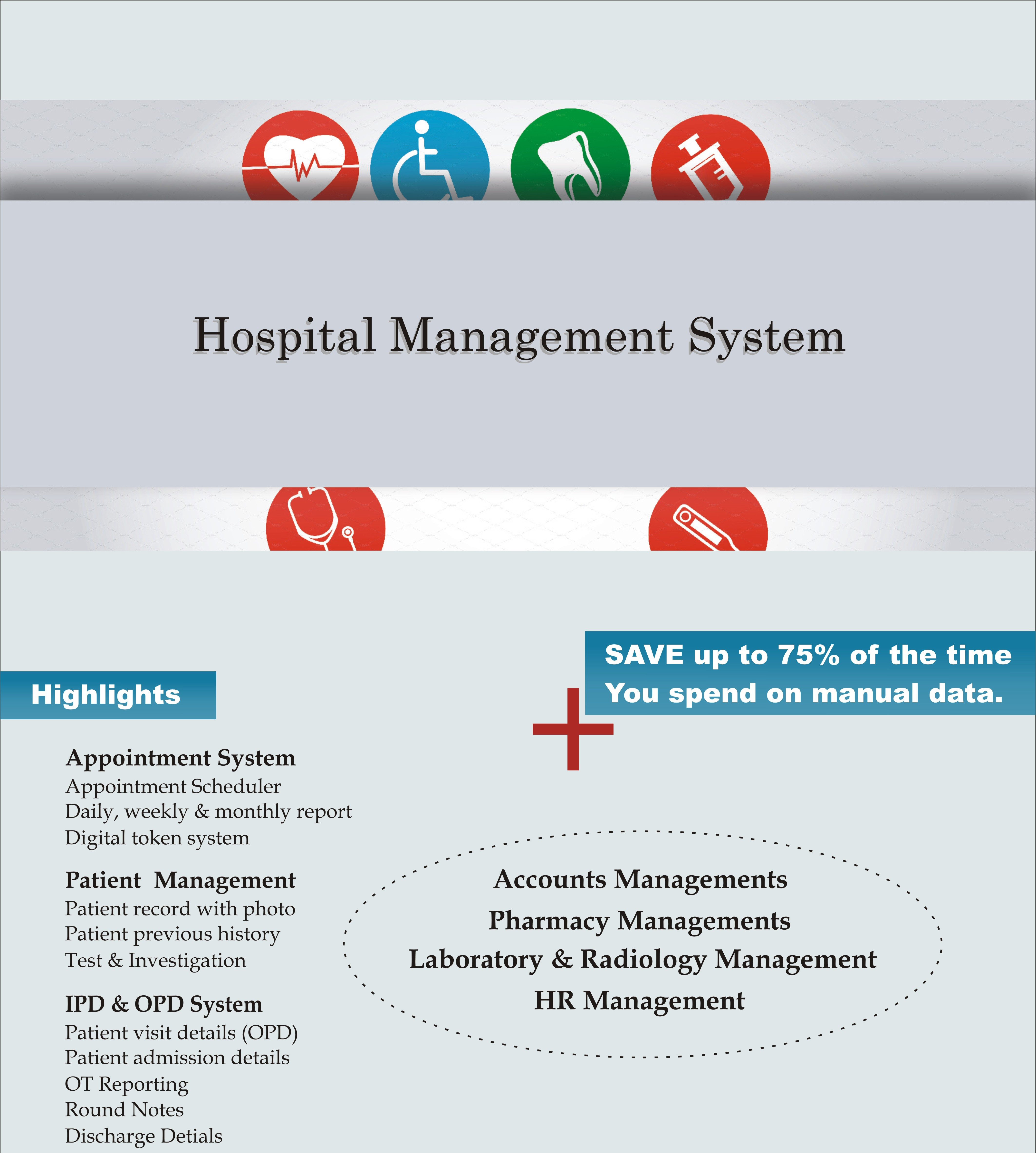 Hospital Management System – Orabi Tech